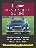 Jaguar Mk VII. VIII. IX. X and 420G