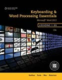 img - for Keyboarding and Word Processing Essentials, Lessons 1-55, Spiral bound Version book / textbook / text book