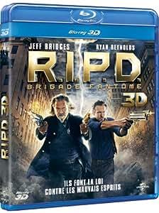 R.I.P.D. Brigade fantôme [Blu-ray 3D] [Blu-ray 3D]