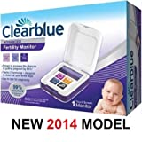 Clearblue Advanced Fertility Monitor Pregnancy Test Device - New 2014 Model