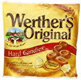 Werthers Original Hard Candies, 5.5-Ounce Bags (Pack of 12)