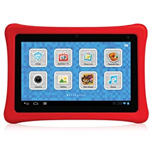 Fuhu NABI NABI2-NV7A 7-Inch Tablet 2012 Model