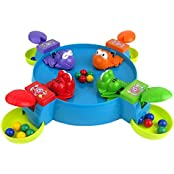 Imported Feeding Froggies Table Game Toy Set