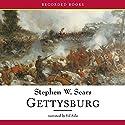 Gettysburg Audiobook by Stephen Sears Narrated by Ed Sala