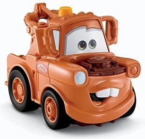 Amazon.com: Fisher-Price Shake 'n Go! Disney/Pixar Cars 2 - Mater