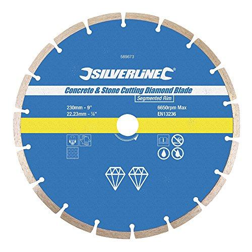 silverline-589673-concrete-and-stone-cutting-diamond-blade-230-x-222-mm