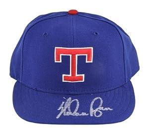 Nolan Ryan Texas Rangers Autographed Hat - Memories - Mounted Memories Certified -... by Sports Memorabilia
