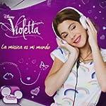 Violetta - La M�sica Es Mi Mundo (Cd...