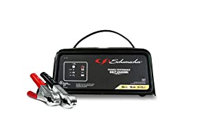Schumacher SC1361 12V Fully Automatic Battery Charger and 10/50A Engine Starter
