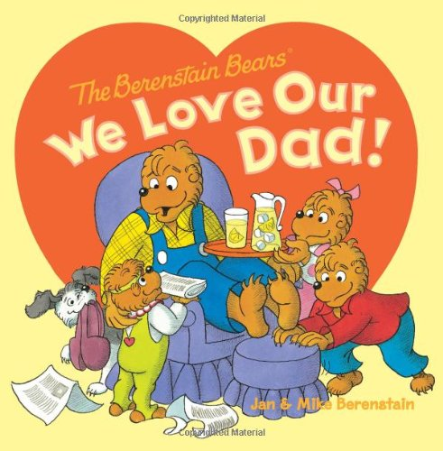 We Love Our Dad Book