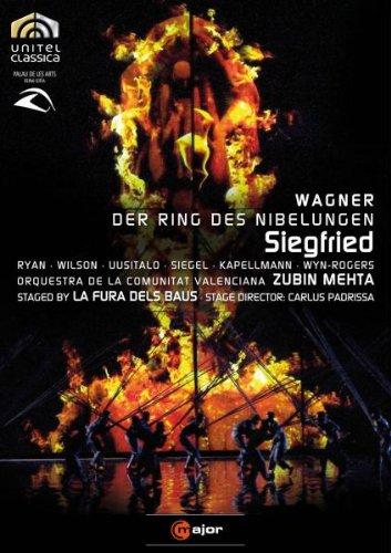 Sigfrido (Fura Dels Baus - Metha) - WAGNER  -  DVD