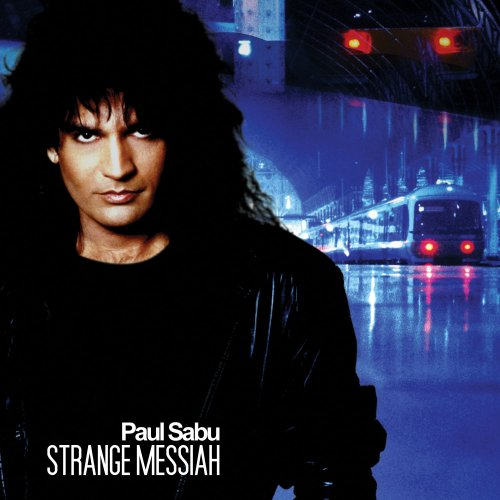 Strange Messiah by Paul Sabu