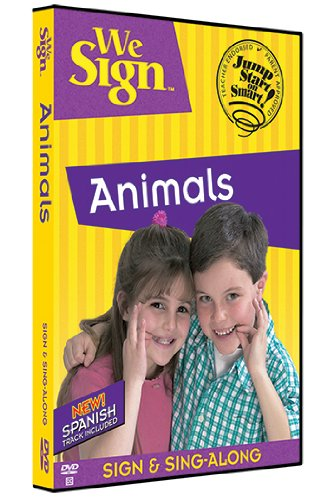 We Sign: Animals front-325212