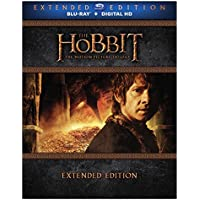 Hobbit The: Motion Picture Trilogy/ExT Cut on Blu-ray