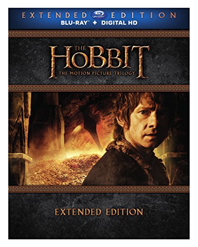 Hobbit, The: Motion Picture Trilogy/ExT Cut (BD) [Blu-ray]