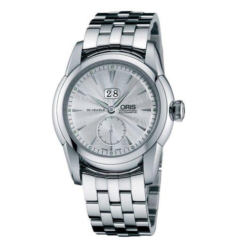 Oris Men's 66575494051MB Artelier Big Date Watch
