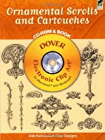 Ornamental Scrolls And Cartouches