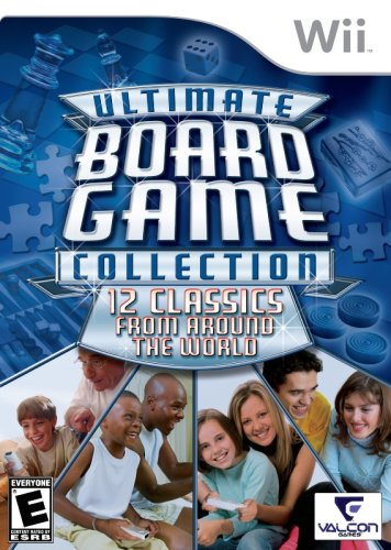 Ultimate Board Game Collection - Nintendo Wii - 1