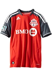 Toronto FC Youth Red adidas Soccer Home Replica Jersey