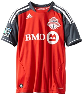 MLS Toronto FC Replica Youth Home Jersey, Small