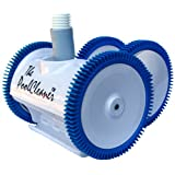 Hayward Poolvergnuegen 896584000-020 The Pool Cleaner Automatic Suction Pool Vacuum, 4-Wheel, White