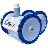 Poolvergnuegen 4X Suction Pool Cleaner for Concrete Pool