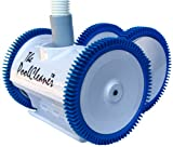 The Poolcleaner  896584000020 4X Suction Pool Cleaner for Concrete Pool