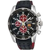 Men's SNAE75P1 FC Barcelona Limited Edition Sportura Quartz Alarm Chronograph