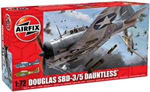 Airfix A02022 1:72 Scale Douglas Dauntless SBD 3/5 Model Kit by Airfix