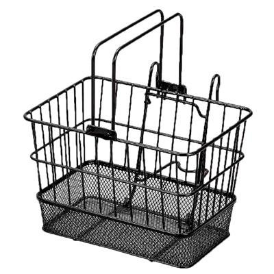 Toba Brian Lift Off Wire Mesh Front Handlebar Bike Basket