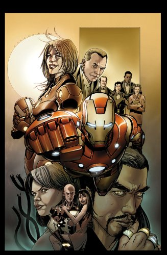 Invincible Iron Man, Vol. 7: My Monsters front-584987