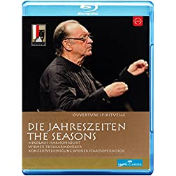Haydn: Die Jahreszeiten & The Seasons [Blu-ray]