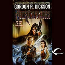 Necromancer Audiobook by Gordon R. Dickson Narrated by Stefan Rudnicki