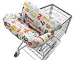 Infantino Cloud Cart Cover, Numbers,...