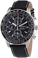 Seiko Men's Solar Chronograph Watch SSC009P3