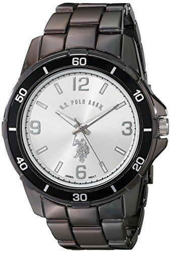 U.S. Polo Assn. Classic Men'S Usc80299 Analog-Quartz Grey Watch
