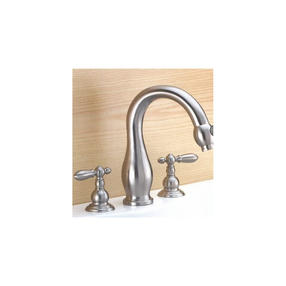Mico 855 E3 CP Eve Polished Chrome Roman Tub Faucet with Handshower Lever