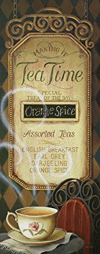 Tea Time In Frames