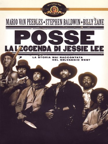 Posse - la leggenda di Jessie Lee [IT Import]