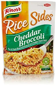 Knorr Rice Sides, Cheddar Broccoli, 5.7 Oz