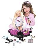 Famosa - Nancy Salón Trenzas con muñeca, multicolor (655033)