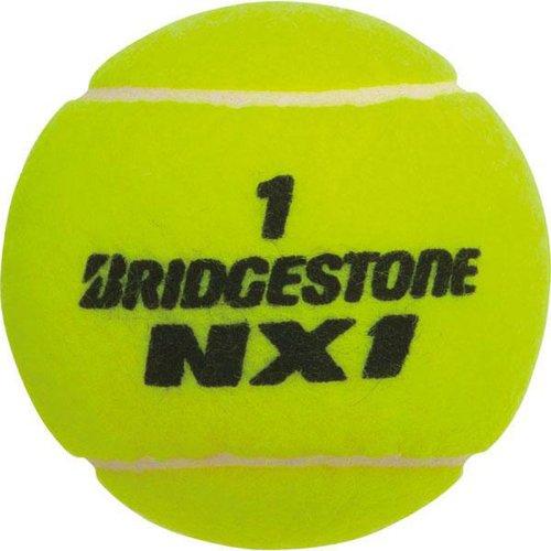 BRIDGESTONE(ブリヂストン) NX1 テニスボール (4個入り) BBANX1
