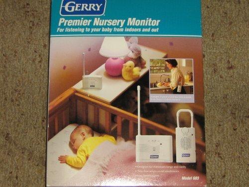 Gerry Premier Nursery Monitor - 1