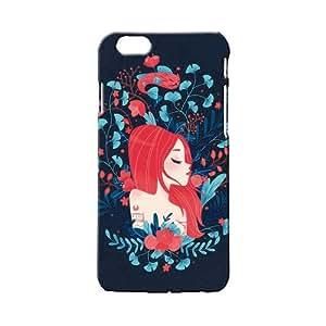 BLUEDIO Designer 3D Printed Back case cover for Apple Iphone 6/ 6s - G3036