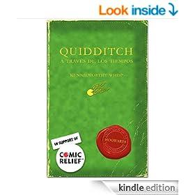 Quidditch a trav�s de los tiempos (Spanish Edition)