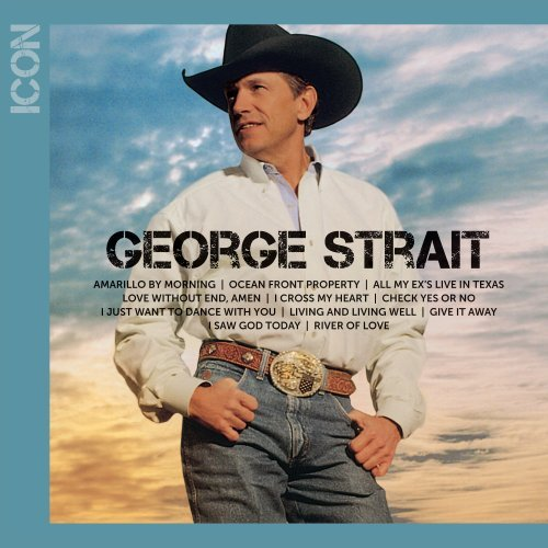 Sale alerts for Universal Music Icon- George Strait - Covvet