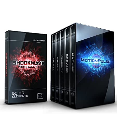 MotionPulse Shockwave Bundle