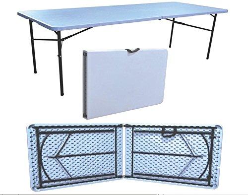 Stabiler-Koffer-Klapptisch-Campingtisch-Gartentisch-Falttisch-Koffertisch-NEU