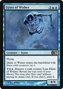 Djinn of Wishes - Magic Djinn Of Wishes