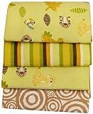 """Disney Baby  Receiving Blanket, Simba, 30"""" x 30"""", 4 Count"""